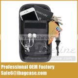 China Factory OEM Travel Neck Pouch Passport Holder