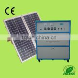 JN-1000w Off Grid Solar Power System Price For Home with 24v/50a Solar Controller 1000w Inverter