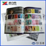Company Manual Paper Booklet Printed /Catalog/Magazines CMYK Printing; Magazine book printed and design xiamen factory