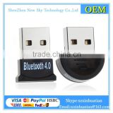 PLUG & PLAY Bluetooth 4.0 USB Dongle Adapter for PC with Windows 10, 8, 7, XP, Vista broadcom 20702 with widcomm driver