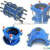 Saddle Clamp for Repairing Pipe