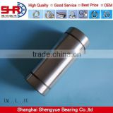 8 mm shaft linear motion bearings,long type LM8LUU linear bearing