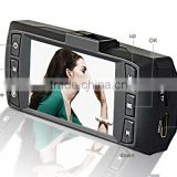 AC HOT SELL 2.7inch 1080P k3000+supper nightvision car camcorder+H.264 HDMI 720p car black box
