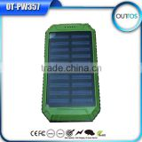 Hot selling products 8000mah portable slim rohs power bank solar electric bike power bank charger