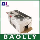 White Corrugated Good Quality Removal Cardboard Boxes For Display