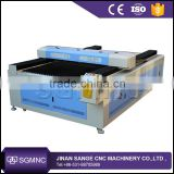 MDF plywood foam cnc co2 laser cutter,die board cutting machine