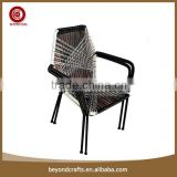 Professional produce low price wholesale modern chair rattan garden furniture