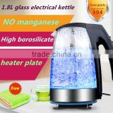electrical kettle, electric kettle,glass kettle,glass tea kettle,glass electric kettle