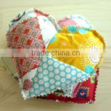 Best Christmas gift cheap Potpourri with Lavender/vanilla/rose Scent heart shape Pillow Sachet