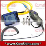 Komshine KIP-500V Fiber Optic Video Inspection Probe/Fiber Optic Connector MicroScope/Sonda de Inspeccion Video de Fibra Optica