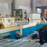 High Precision Horizontal CNC Skiving Roller Burnishing Machine for polishing and rolling tubes