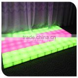 new products colorful light up dance floor illuminated interactive led dance floor