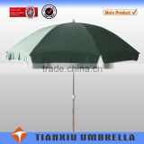 polyester UV proof square alu patio umbrella for hot selling,200cm patio personalized umbrella with sun protection