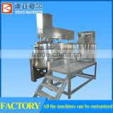 Facial and body cream Mixer, cream vacuum homogenizer, cosmetic cream emulsifying machine