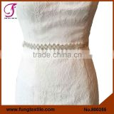 FUNG 800255 Wholesales Wedding Accessories Embellished Wedding Belts