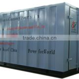 High Quality container type genset diesel generator set