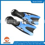 professional snorkeling fins dive adjustable fins free swim fins