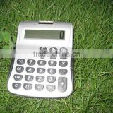 manufacturer new design dual power promotional solar desk calculator for promotion gifts