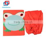 PVC Children Waterproof Apron with 2 pcs Sleeves