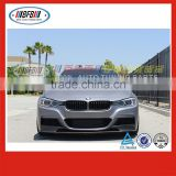 hot selling promotion FOR BMW 2012 F30 front lip splitter carbon bumper 3 series P style