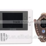 "New White Digital Monitor Peephole doorbell DB208B 2.8"" Door Bell Viewer Security Camera With Night Vision"
