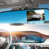 "4.3"" inch wifi Wireless Reversing Camera Rear View Mirror dvr auto dimming rearview backup camera mirror"