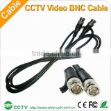 75ohm RG 59 coaxial CCTV cable for CCTV security cameras 4M BNC video cable