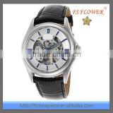 Upscale Mens Skeleton Watch Luxury Hand Watch Automatic Create Your Own Brand