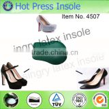 Latex Hidden Height Increase Shoes Insoles