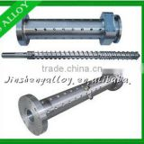 2015 hot sale 75mm twin screw barrel for rubber raw material machinery