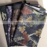Camouflage fabric, realtree camo, 21s*21s 108*58, 65% polyester 35% cotton twill fabric for camouflage clothing