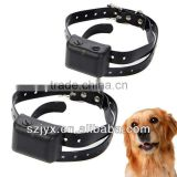 JY850 waterproof rechargeable adjustable anti bark slave dog training vibrating shock collar with Ni-MH battery