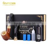 Elegant VAPCIG E pipe personalized electronic cigarette For V1-V4 Brown/Green/Yellow/White Styles No Leaking Much Better