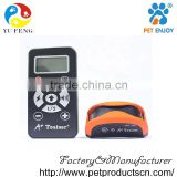 new automation remote dog training collars , Electric No Bark Shock Control with 7 Adjustable Sensitivity Control with Manual