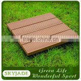 Canton Fair Wood Plastic Composite Decking/Wpc Floor Board