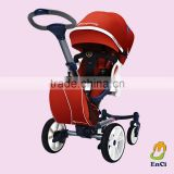 Baby girl lovely charming dolls stroller/pram/jogger