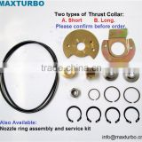 HY55V VGT Turbo Rebuild Service Repair Kit for Iveco Cursor CUMMlNS Engine Journal bearing Thrust bearing Thrust collar spacer