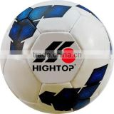 premium PU hand sewn soccer ball for competition /custom size 5 football/game soccer