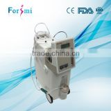 Dispel Pouch Spa Use 2 Handpiece Water Oxygen Hyperbaric Therapy Oxygen Jet Peel Machine Microdermabrasion