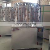 New chicken machine clean feather plucker used dehairing machine for sale/chicken feet peeling machine