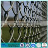 Aluminum Hot Dipped Galvanized Chain Link Fence for sale