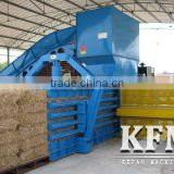chinese manufacturer high standard labor saving straw/alfalfa mini hay baler/plastic baler