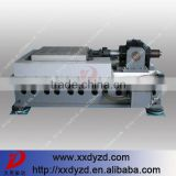 DY high efficiency vibrating shaking table