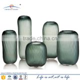 Inquiry About china home decor wholesale decorative glass vase different types of arts and crafts