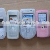 silicone skin cover case for mobile phone