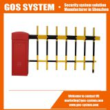 Automatic Two Fences Arm Barrier Gate for Parking Management