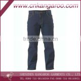 Men Blue ROUGH RIDER DEMIN STRETCH JEANS