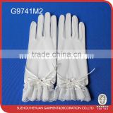 2015 the new lace wedding glove G9741M2
