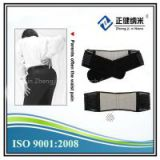 Heated back wraps