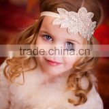 Rhinestone Bling Crystal Headbands Newborn Christening Headband Baby Girl Rhinestone Headband
